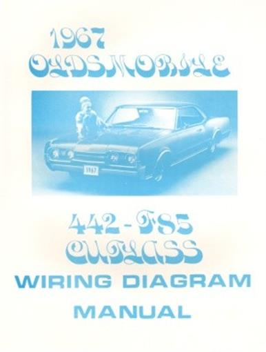 oldsmobile 1967 f85 442 cutlass wiring diagram. Black Bedroom Furniture Sets. Home Design Ideas