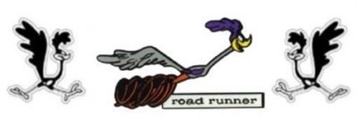 mopar 1968 plymouth road runner  u0026quot running bird u0026quot  3pc deluxe