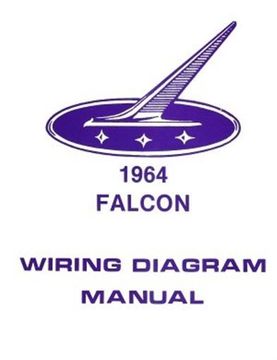 Ford 1964 Falcon Wiring Diagram Manual 64