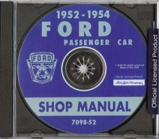 FORD USA CAR Service Manual 1992-2008