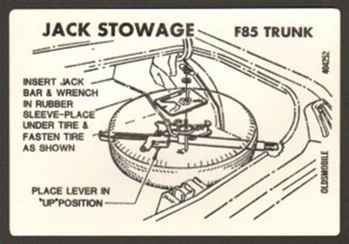 oldsmobile 1971 f85  cutlass  442 a