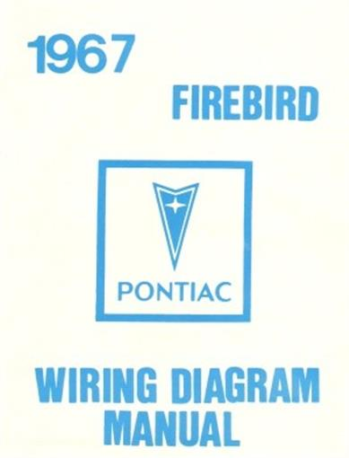Pontiac 1967 Firebird Wiring Diagram 67