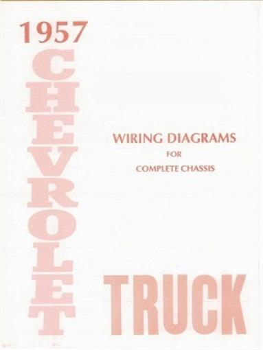 Wire Alternator Wiring On Wiring Diagrams 1957 Chevrolet Truck