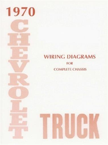 Chevrolet 1970 Truck Wiring Diagram 70 Chevy Pick Up