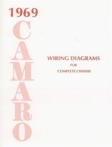 Camaro 1969 Wiring Diagram 69