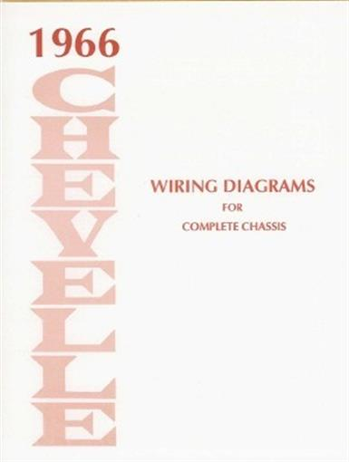 Chevelle 1966 Wiring Diagram 66