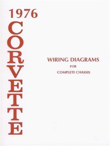 this chevrolet corvette wiring diagrams booklet measuring 8 � x 11, has 12  pages covering the complete body & chassis including engine compartment,