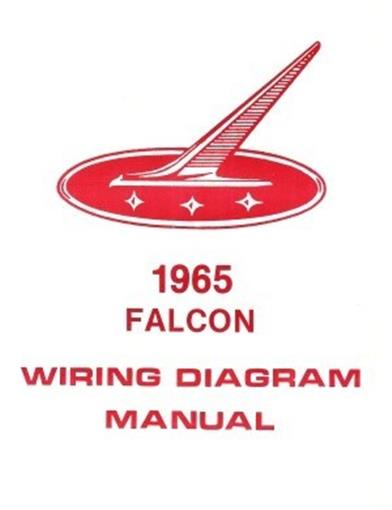 Ford 1965 Falcon Wiring Diagram Manual 65