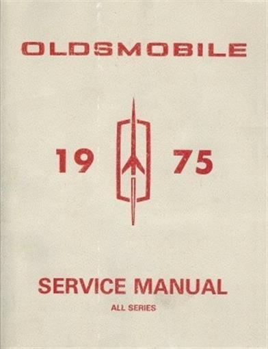 Oldsmobile Vintage Original 1975 Cutlass 98 88 Omega