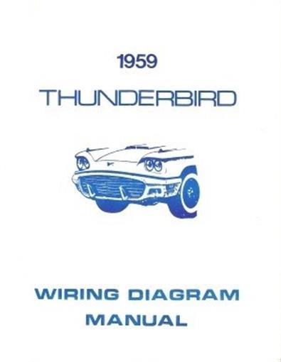 Wiring Diagram 59 Ford from americanmotorabilia.com