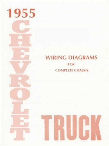 Chevrolet 1955 Truck Wiring Diagram 55 Chevy Pick Up